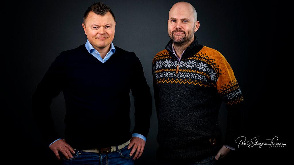 Stian og Thomas Bitcoin1.no