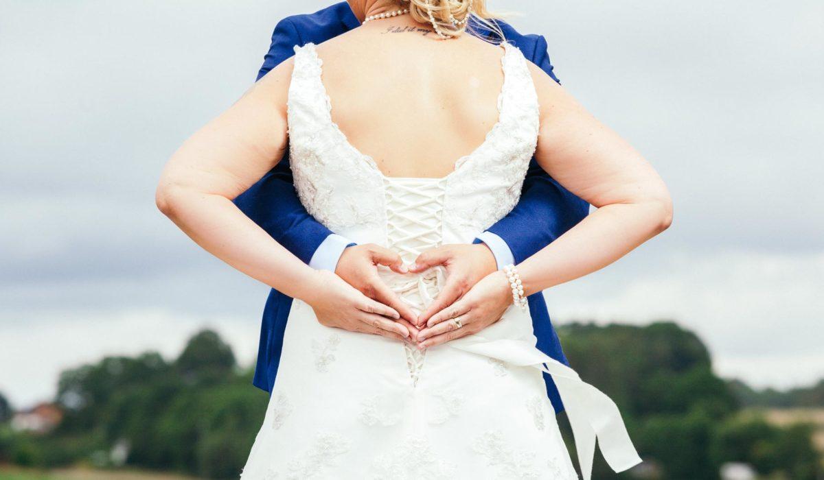 Bryllupsfotograf Larvik tjølling