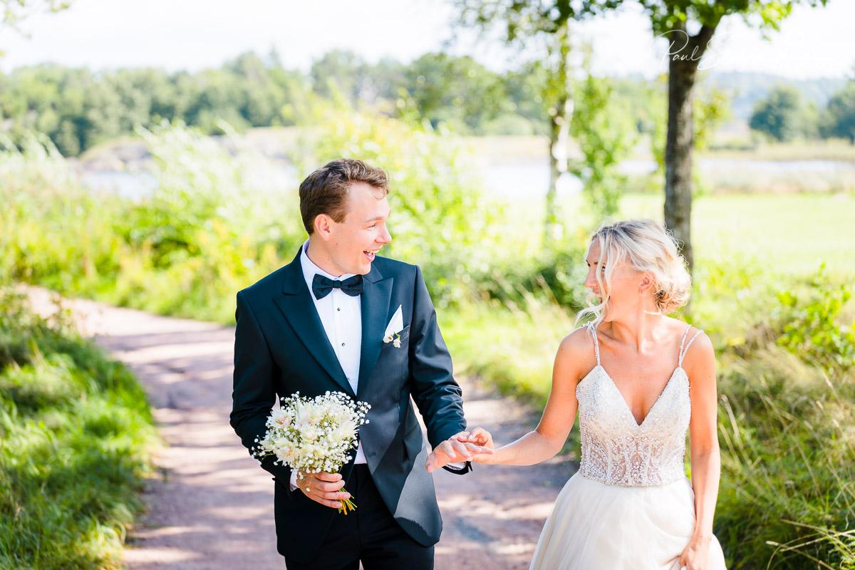 Kjersti og Luc sitt bryllup på Veierland 29