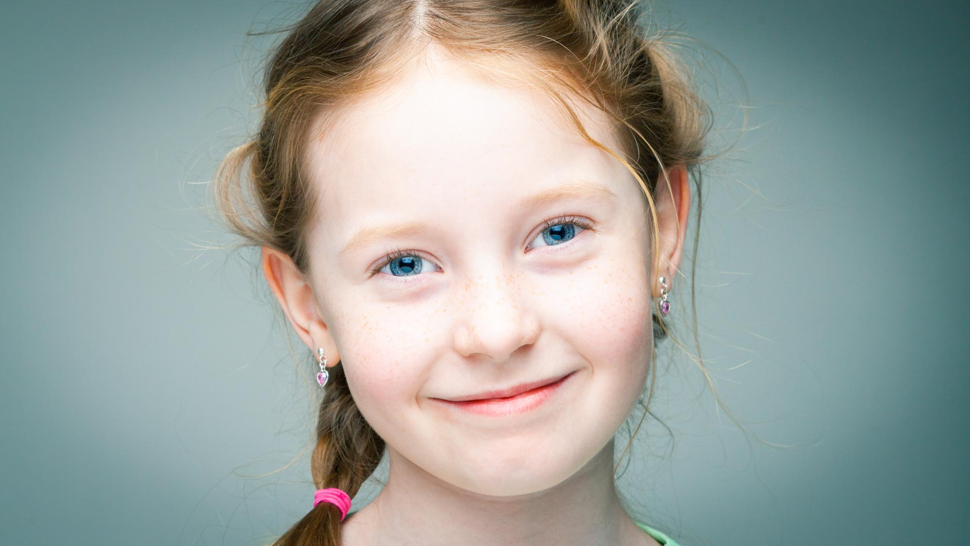 Barnefotografering portrettfoto studiofotografering Sandefjord