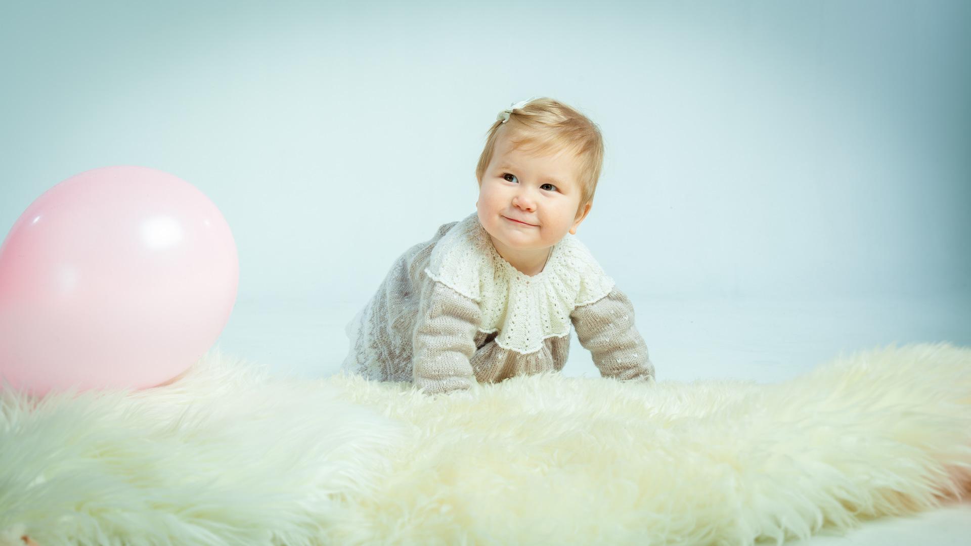Barnefotografering studiofotografering Sandefjord