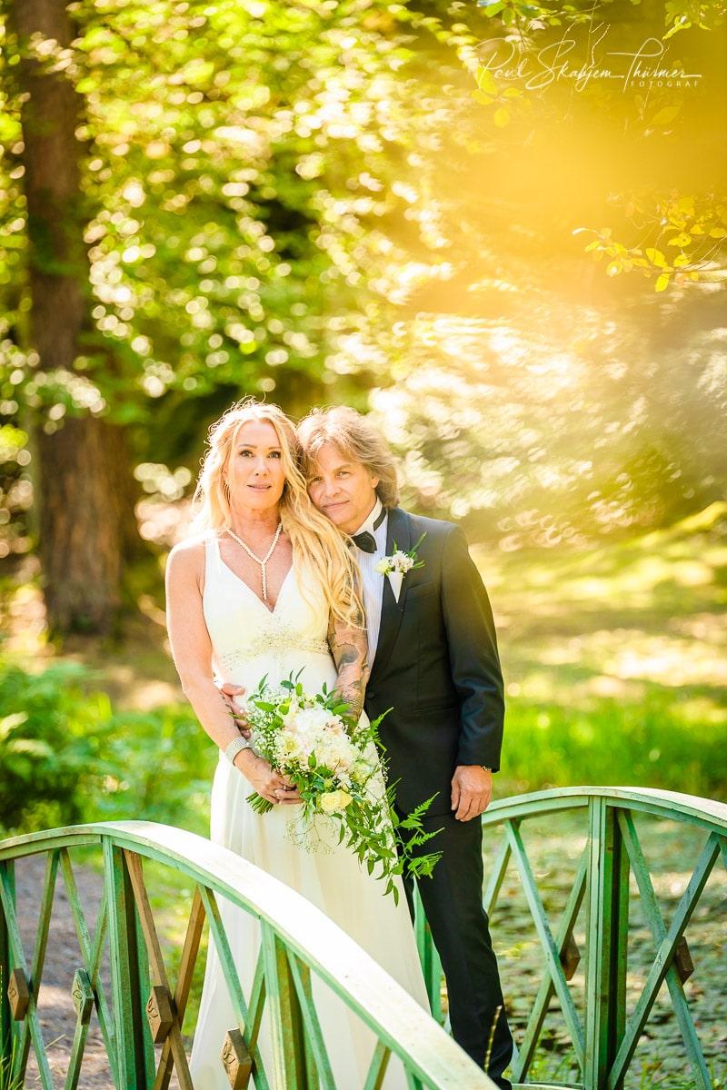 Hilde & Leif Giftet seg i Sandefjord Kirke 1 August 4