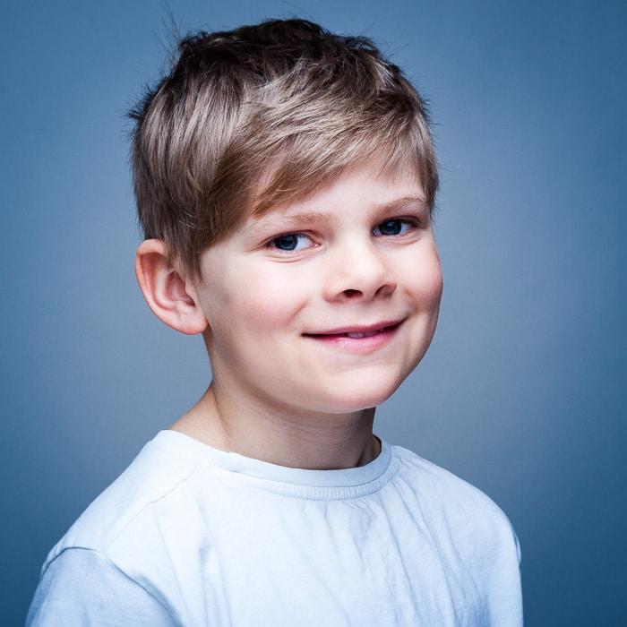 Barne fotografering fotograf paul skahjem thürmer