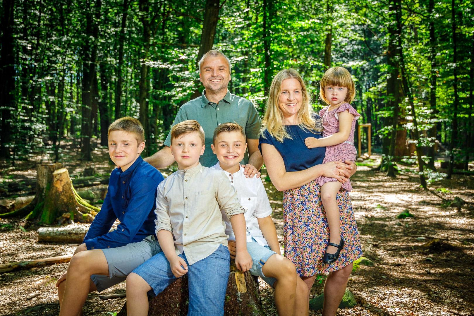 Barne og familiefotografering Sandefjord 7